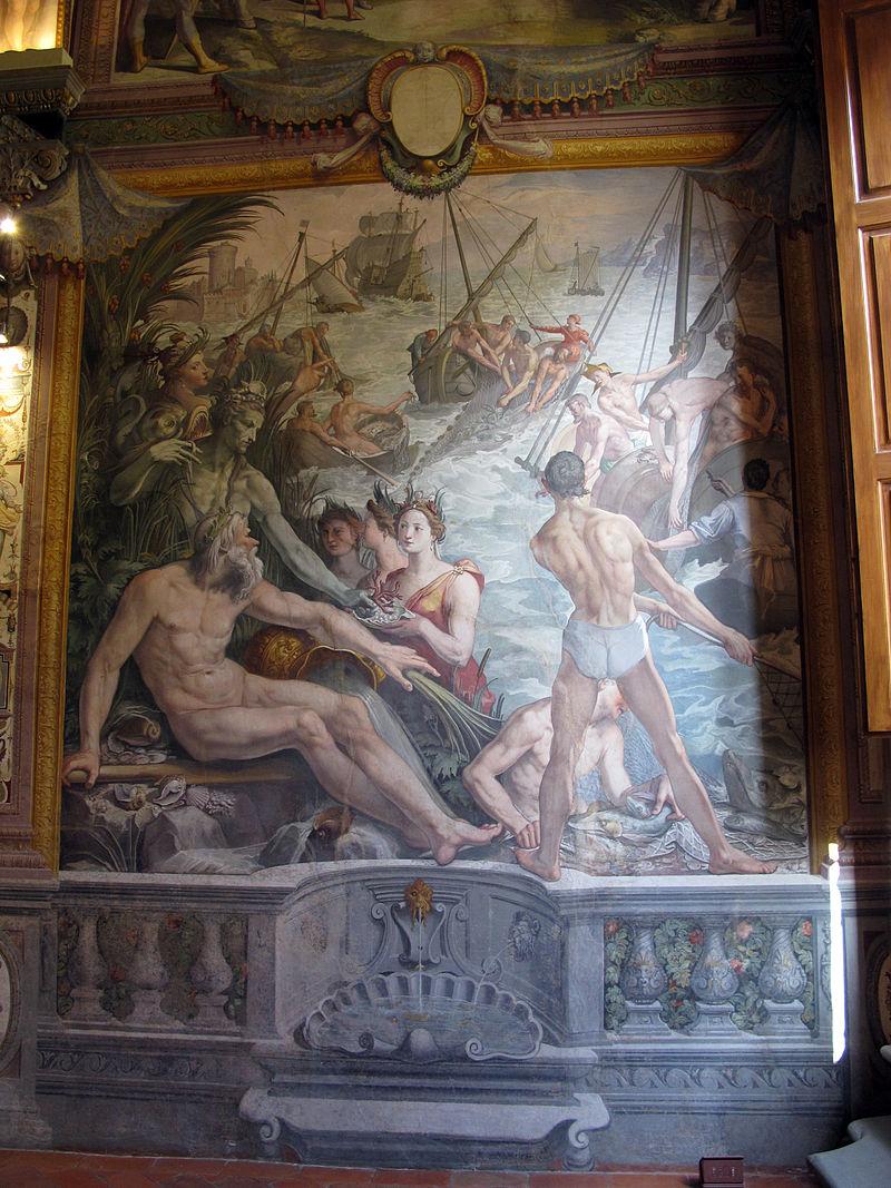 Palazzo_capponi-vettori,_salone_poccetti,_04_allegoria_marina_01.JPG