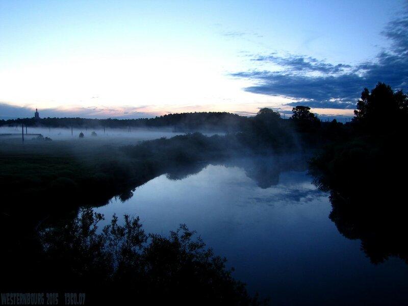1360.07 Туман на Шерне