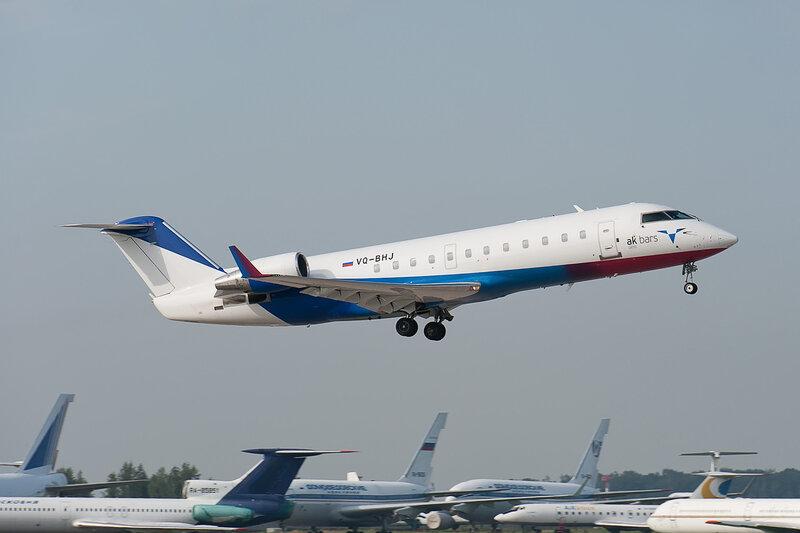 Bombardier CRJ-200ER (VQ-BHJ) Akbars DSC2754