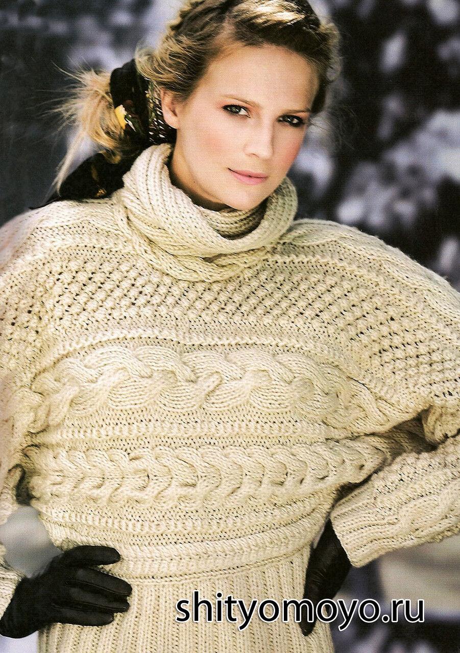 Вязание спицами жакеты кофты свитера спицами