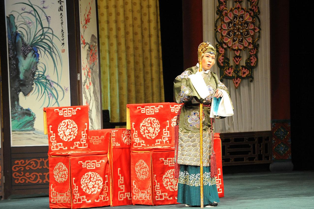 Пекинская опера. Россия. Москва. 2014