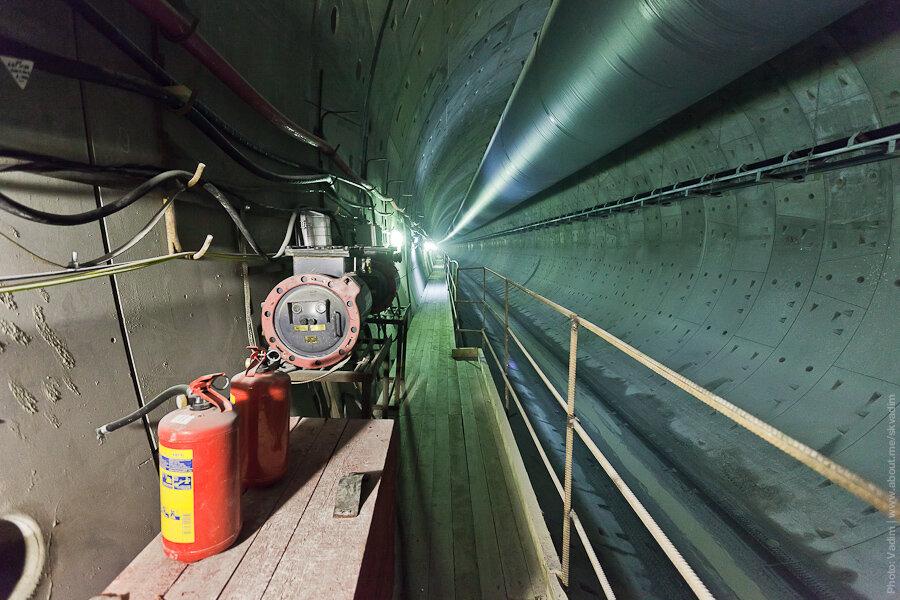 Тоннель / Tunnel