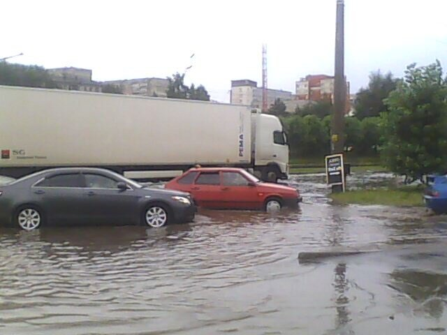 Потоп, кто подготовил ковчег?