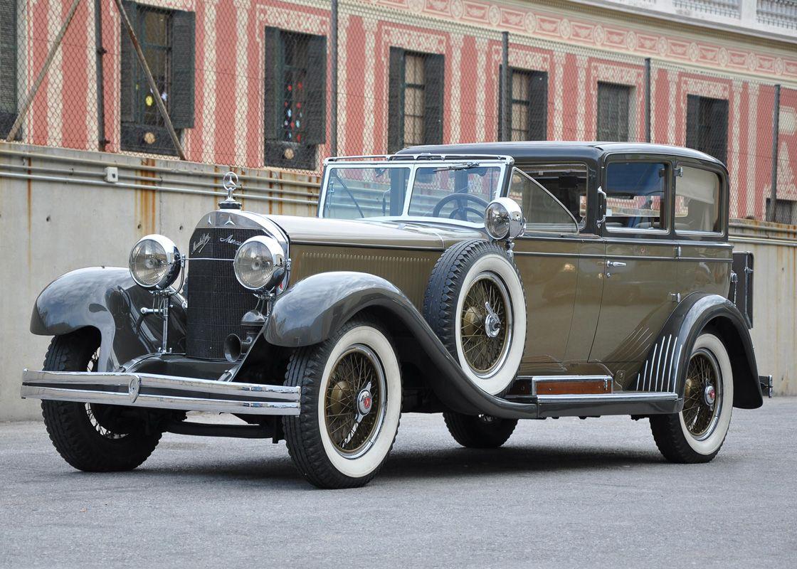История автомобилей. 1920-1929 года