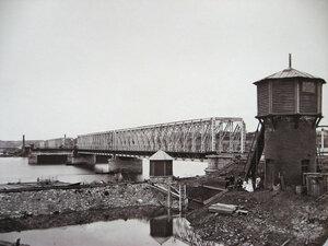 Разводной мост через Дон