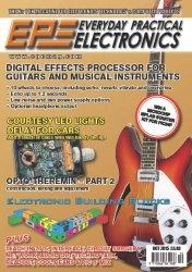 Журнал Everyday Practical Electronicsr №10 2015
