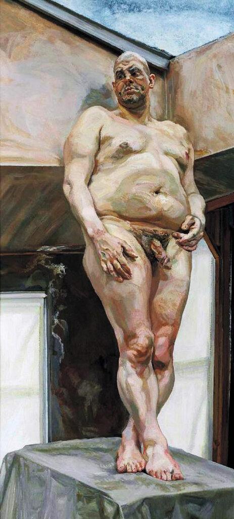 Lucian Michael Freud
