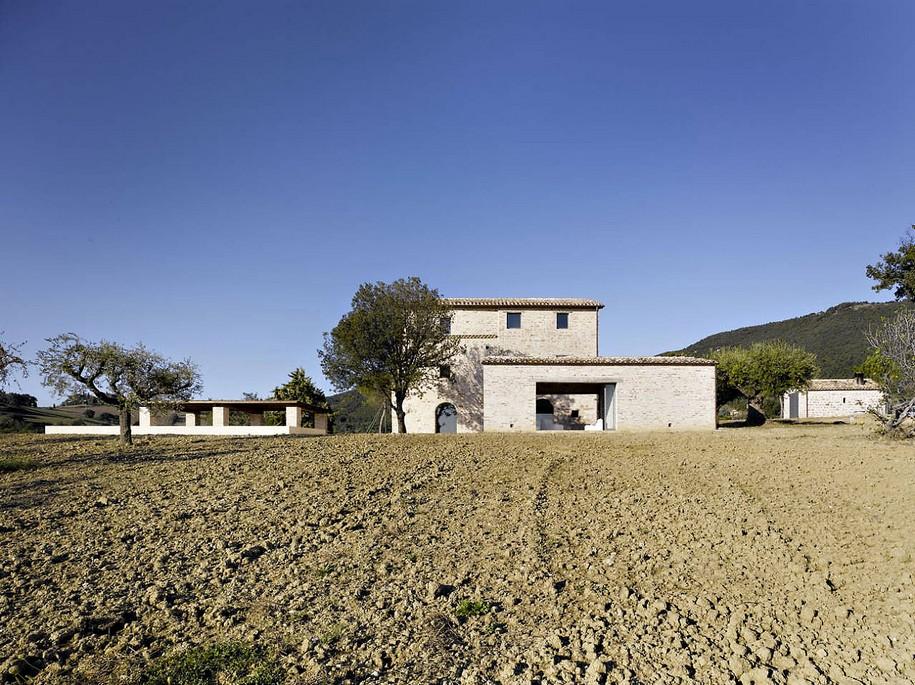 Le Marche Villa - особняк на прокат в центральной части Италии