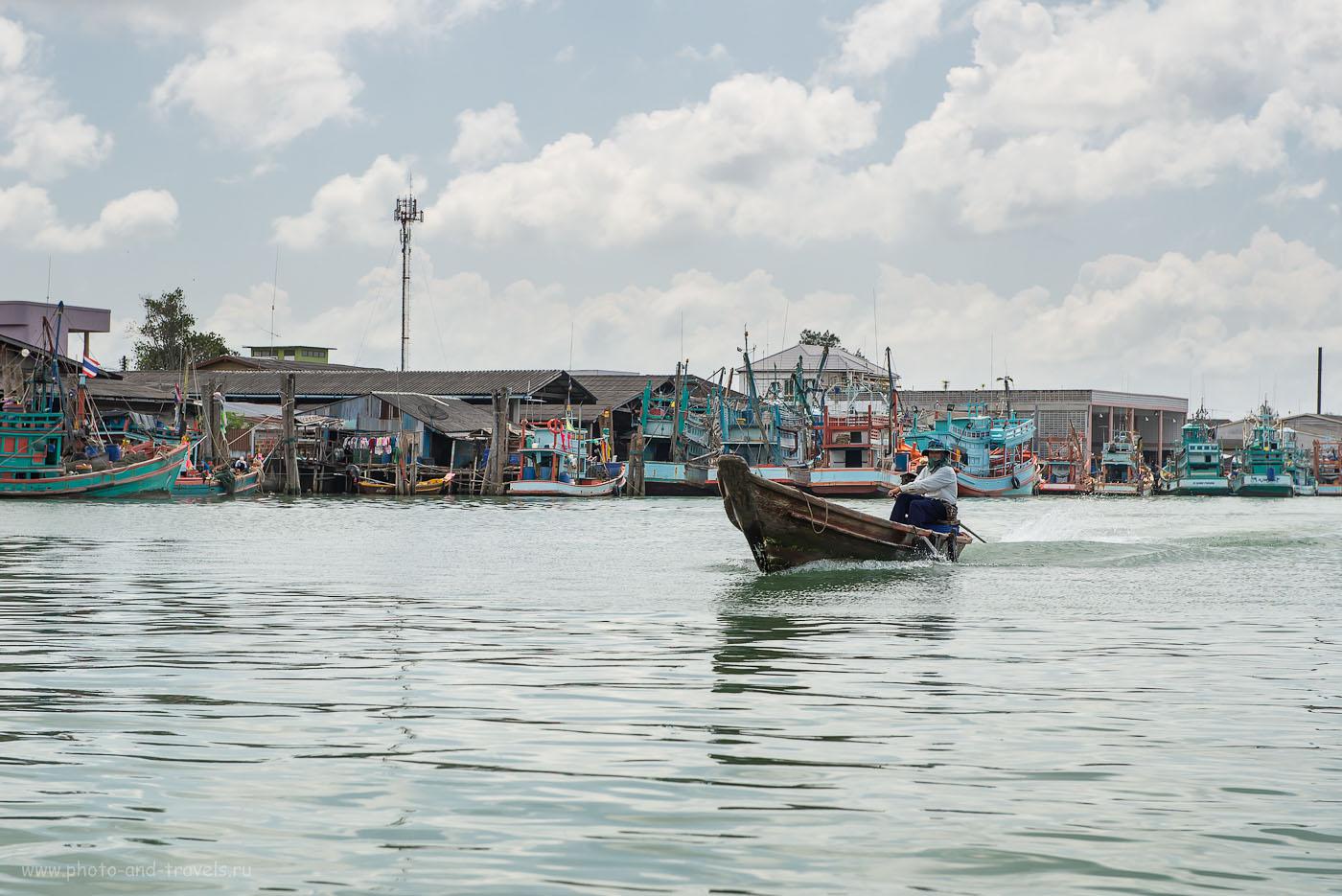 Фотография 22. На реке Tha Taphap в Таиланде (320, 70, 8.0, 1/500)
