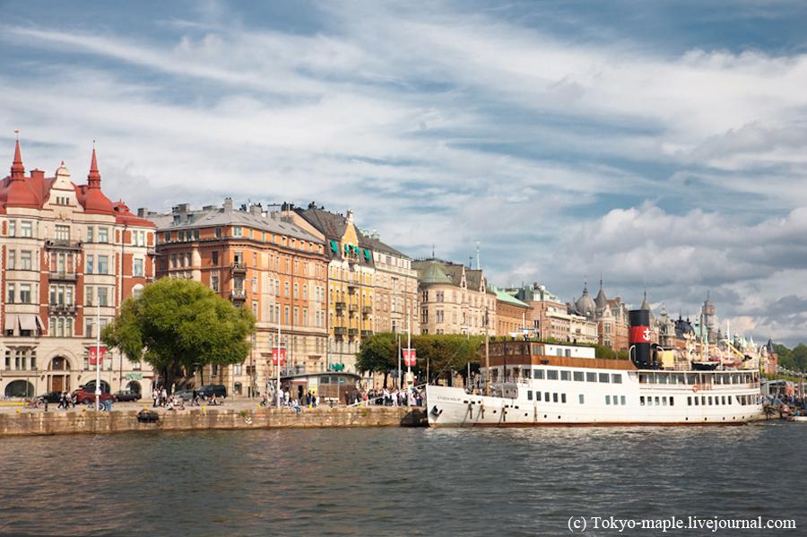 Евротрип. Стокгольм и Копенгаген