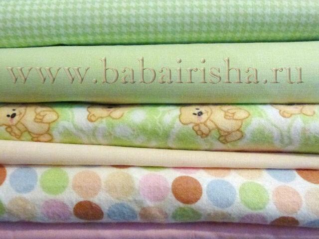 ткани для комплекта постельного белья