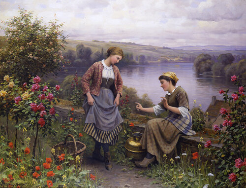 живопись 19 века