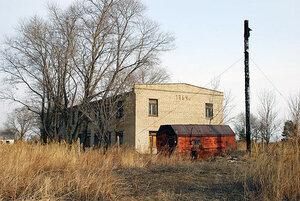 Военные в амурском Белогорске растаскивают имущество бывших объектов Минобороны