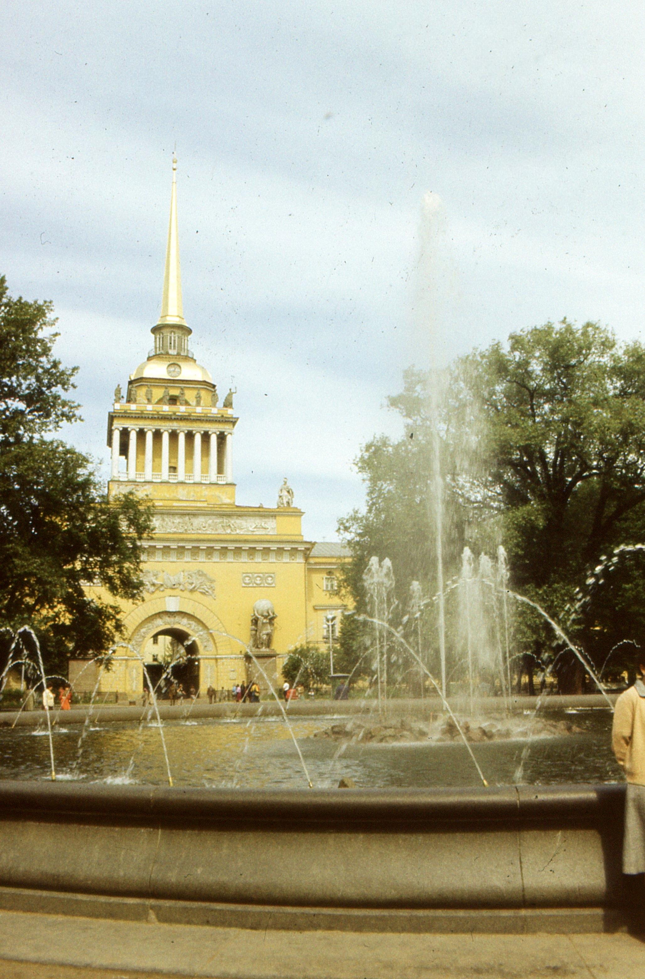 1983. Ленинград