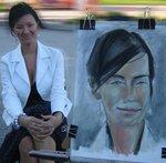 Портрет в Новосибирске