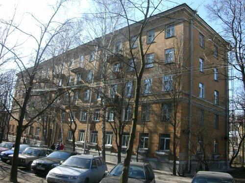 Гданьская ул.16