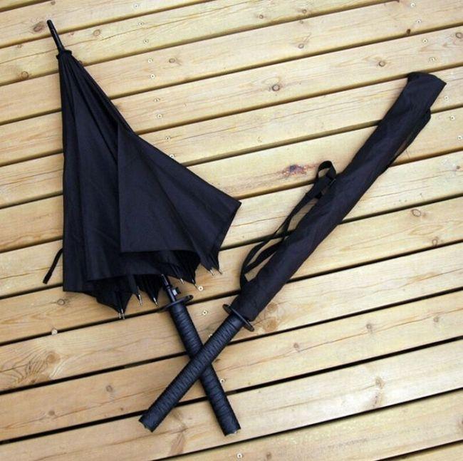 зонтик-дубинка