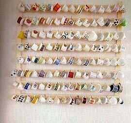 Полки для коллекций