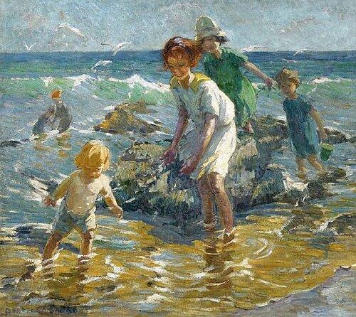Dorothea Sharp. Дети - цветы жизни