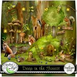 «Deep In The Forest» 0_6917d_7b091b89_S