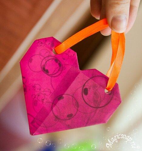 упаковка подарка своими руками, оригинальная упаковка подарка, упаковка мыла своими руками