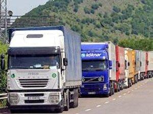 В Находке водителей грузовых автомобилей штрафуют за загрязнение дорог