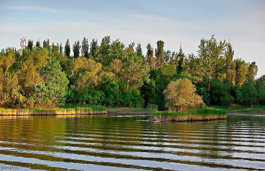 остров дон река ростов