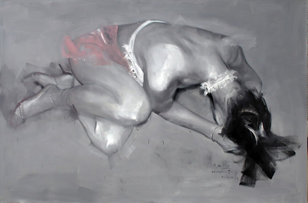 Paintings by Zhang Haiying