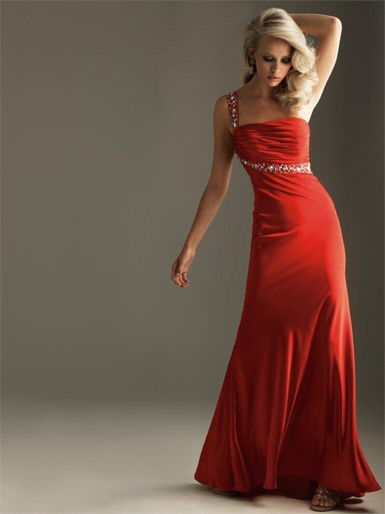 Купить Вечернее Красное Платье В Спб