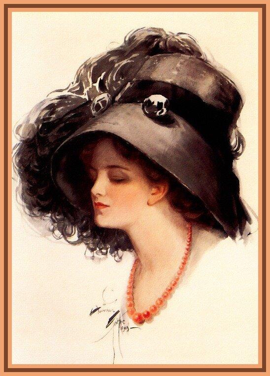 Харрисон Фишер (Harrison Fisher)  1875 - 1934