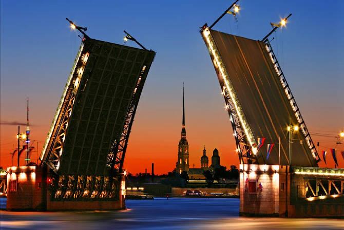 Туры в Санкт-Петербург из Москвы