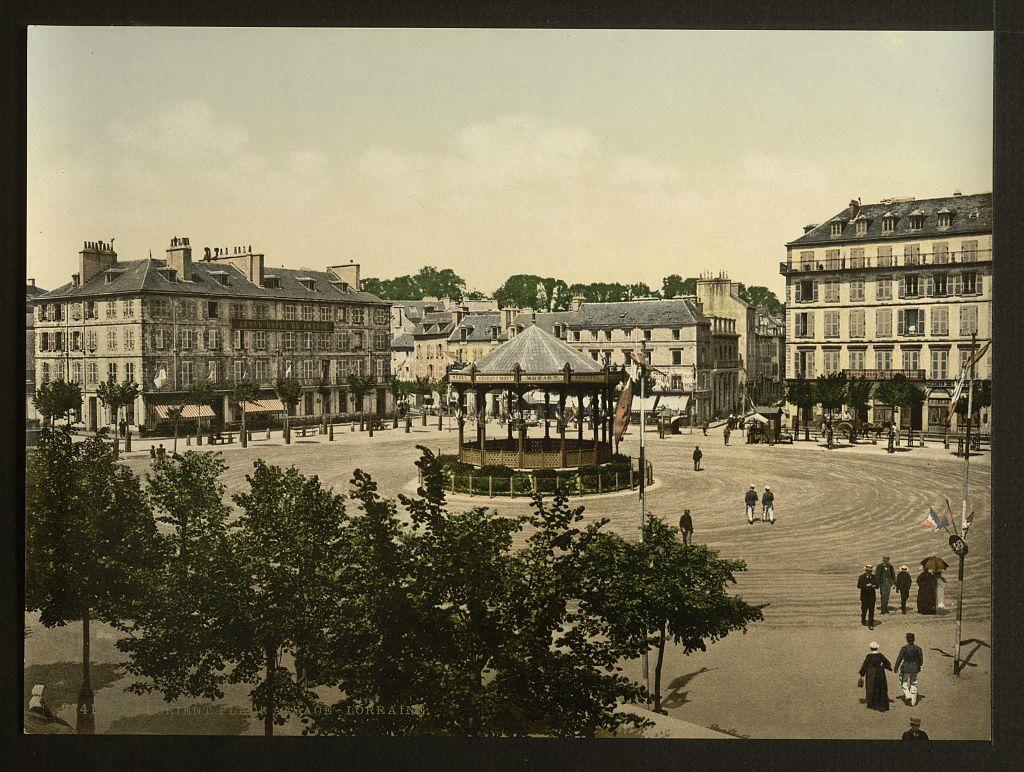 История в фотографиях франция 1890 1900гг