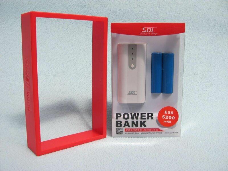ChinaBuye: Power Bank на сменных аккумуляторах типа 18650
