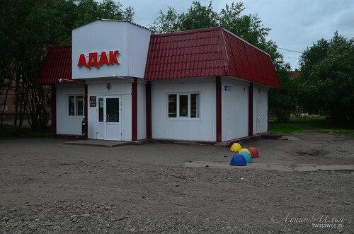 Фото города Инта №8045  Северо-восточный угол Воркутинской 12а 02.07.2015_17:01