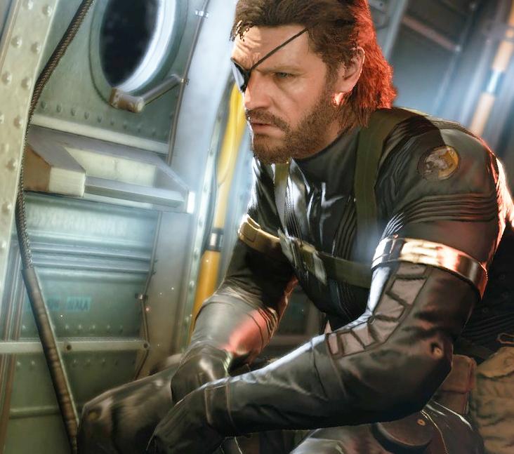 Metal Gear Solid V: The Phantom Pain поступила напродажу
