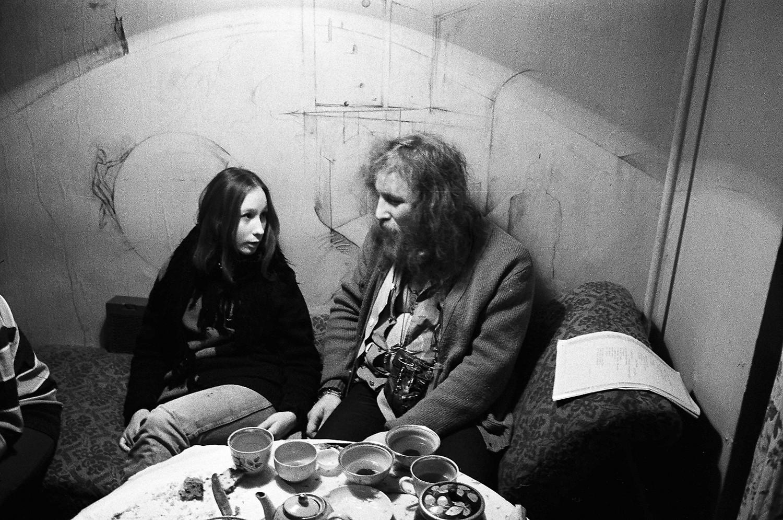 Квартирник, Москва, 1985 год.