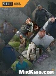 Журнал 5.11 Tactical Series Catalog Fall 2014