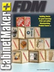 Журнал CabinetMaker+FDM May 2012