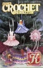 Журнал Annies crochet newsletter №86 1997