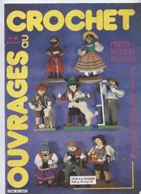 Журнал Журнал Ouvrages au crochet №46 1986