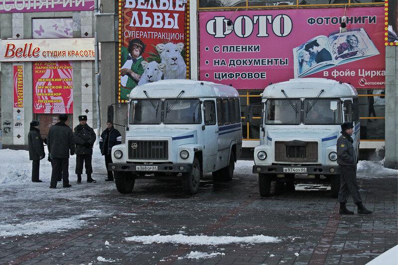 'Что делать?', - хороший вопрос, Саратов, 05 марта 2012 года