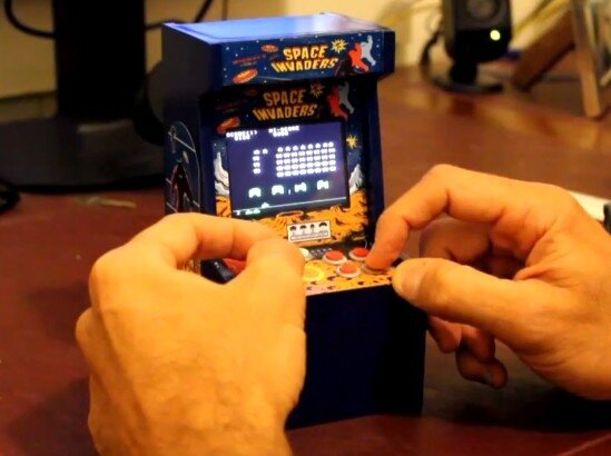 Аркадный игровой автомат своими руками - 4 монтаж