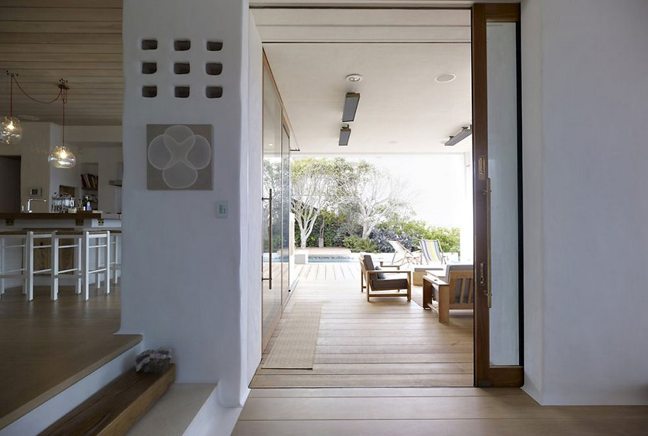 Waterfront House Coogee в Сиднее от MPR Design Group