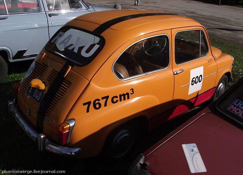 FIAT 600S, 1971