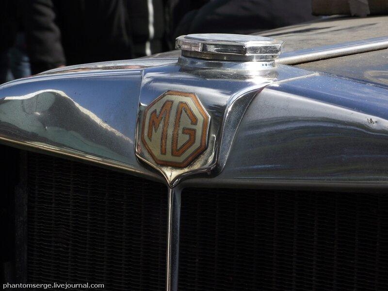 MG TD Midget (1950-1953)