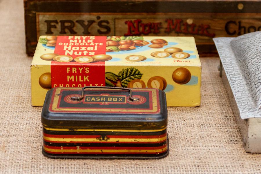 Шоколад в Англии