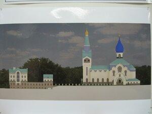 Внешний вид храмового комплекса