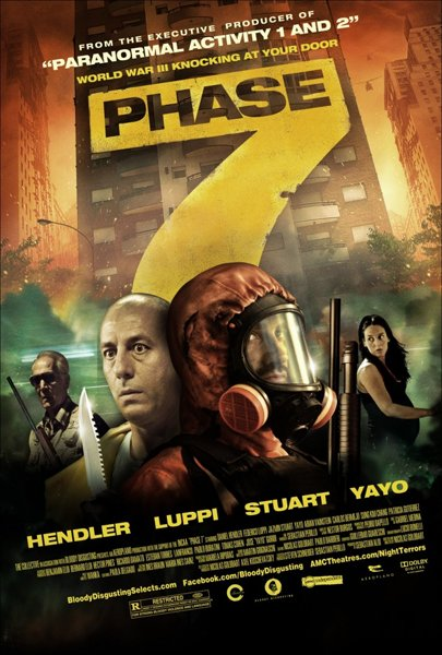 Седьмой этап / Phase 7 / Fase 7 (2011/DVDRip/1400Mb/700Mb)