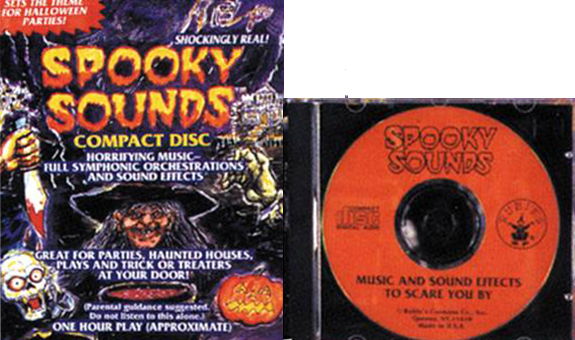 halloween music collection in albums with link to download archive halloween forum