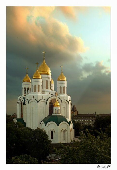 Храм Христа Спасителя. г. Калининград (0)Комментарии (0)Просмотры (0)Голосование.